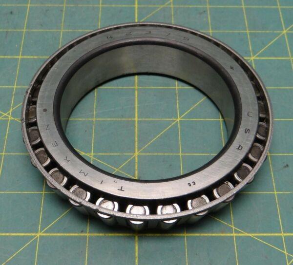 Timken 42375 Tapered Cone Roller Bearing 3-3/4