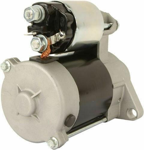 Starter motor from Boss Bearing snd0402 for John Deere Gator XUV 625i