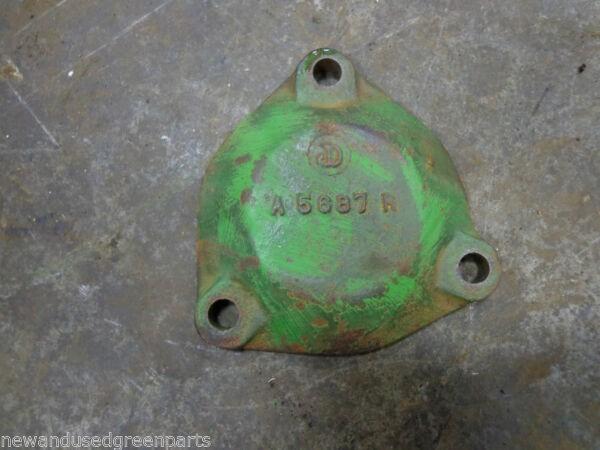 John Deere 520 530 620 630 PTO bearing cover A5687R