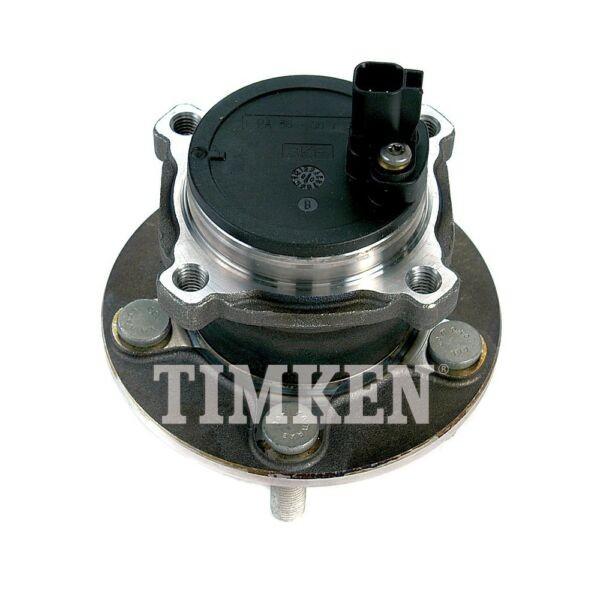 Wheel Bearing and Hub Assembly Rear Timken HA590322
