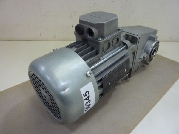Rexroth Gear Reduction Motor MDEMAXX071-32 Used #59345