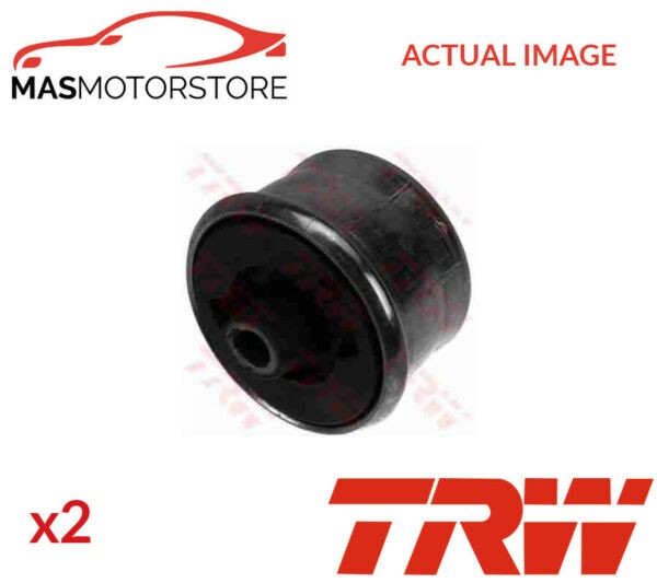 2x JBU478 TRW FRONT CONTROL ARM WISHBONE BUSH PAIR I NEW OE REPLACEMENT