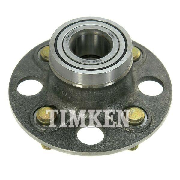 Wheel Bearing and Hub Assembly fits 2001-2005 Honda Civic  TIMKEN
