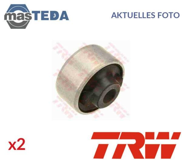 2x TRW Rear Wishbone Bearing Bearing Bushing JBU707 P NEW OE QUALITY