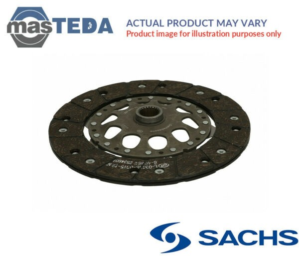 SACHS CLUTCH FRICTION DISC PLATE 1864 506 031 P NEW OE REPLACEMENT