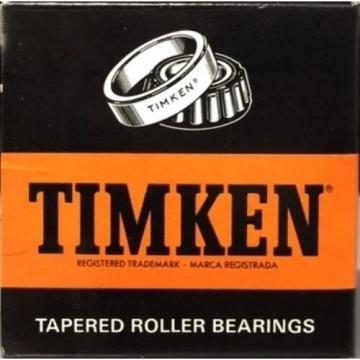 TIMKEN L853010#3 TAPERED ROLLER BEARING, SINGLE CUP, PRECISION TOLERANCE, STR...