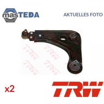 2x TRW Front Left Right Wishbone Set JTC168 I NEW OE QUALITY