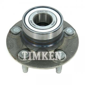 Wheel Bearing and Hub Assembly Rear Timken 512106