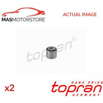 2x 301 545 TOPRAN OUTER CONTROL ARM WISHBONE BUSH PAIR G NEW OE REPLACEMENT