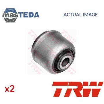 2x TRW LOWER CONTROL ARM WISHBONE BUSH PAIR JBU128 P NEW OE REPLACEMENT