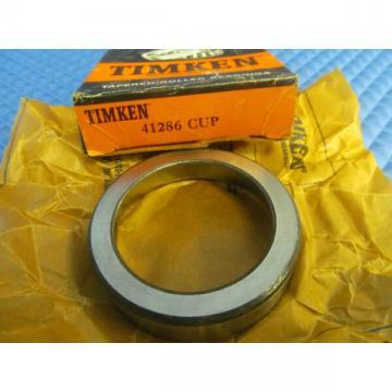 NOS Timken Bearing Cup 41286 Free Shipping