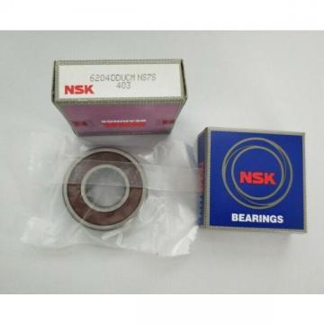 6204DDU - NSK Deep Groove Radial Ball Bearings - 20x47x14mm