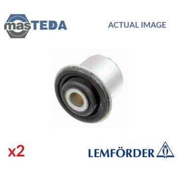 2x LEMFÖRDER REAR CONTROL ARM WISHBONE BUSH 31242 01 G NEW OE REPLACEMENT