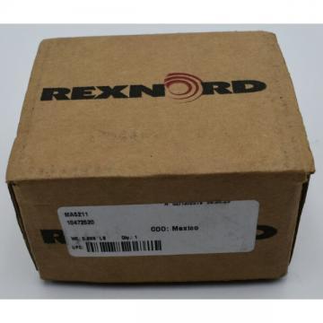 Rexnord MA5211 Link-Belt Cylindrical Inner Race Roller Bearing