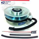 "PTO Clutch For John Deere TCA14535 -Bearing Upgrade- 1.125""ID w/ Wire Repair Kit"