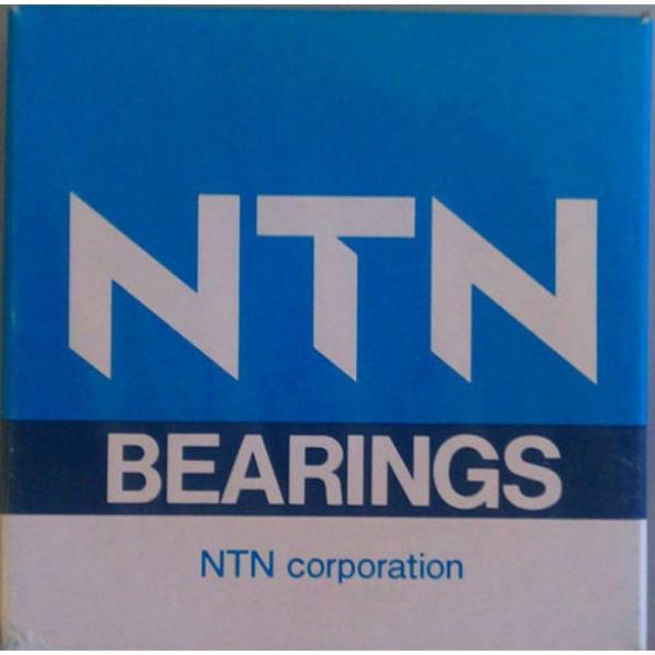 NTN 6207ZZ2A BALL BEARING #1 image
