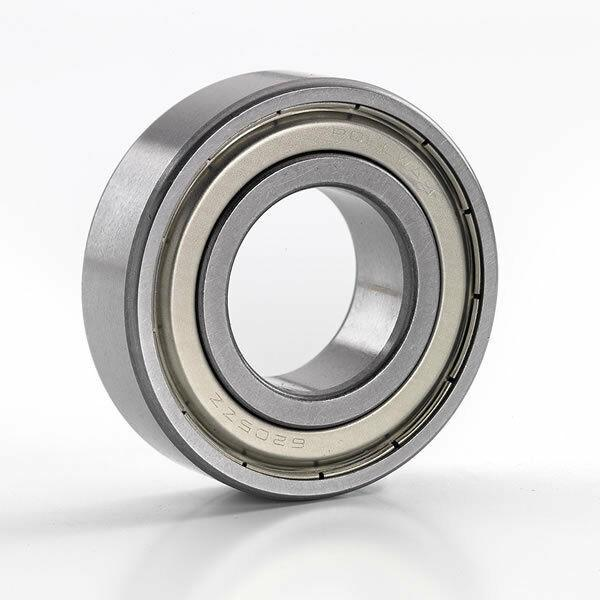 6201 ZZNR NSK Deep Groove Ball Bearing #1 image