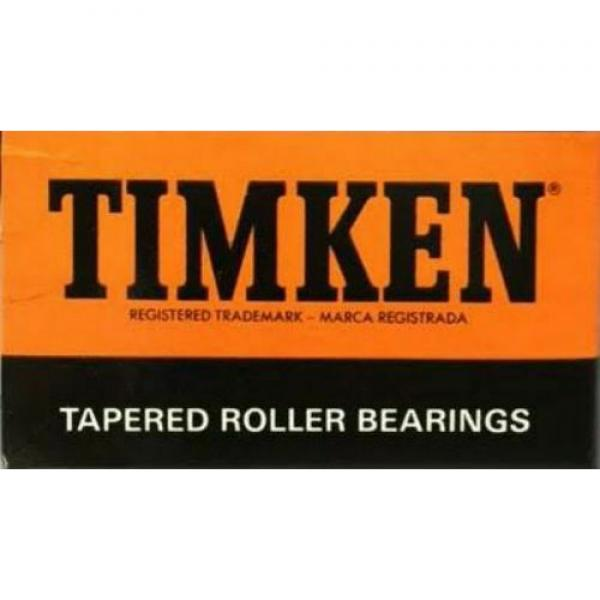 TIMKEN LM48510 TAPERED ROLLER BEARING #1 image