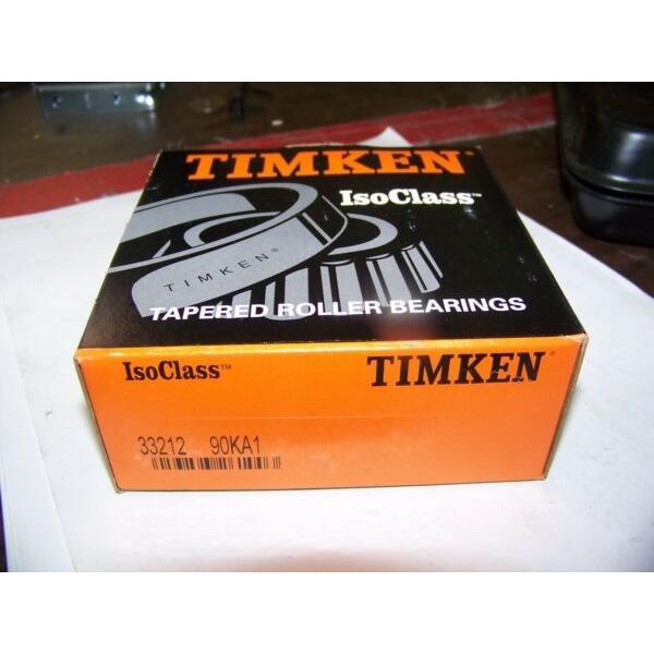 Timken IsoClass Bearing No. 32212 90KA1 #1 image