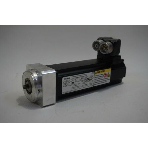 Rexroth msk030c-0900-nn-m1-ug0 - nnnn motor 3-phase synchronous pm motor #1 image