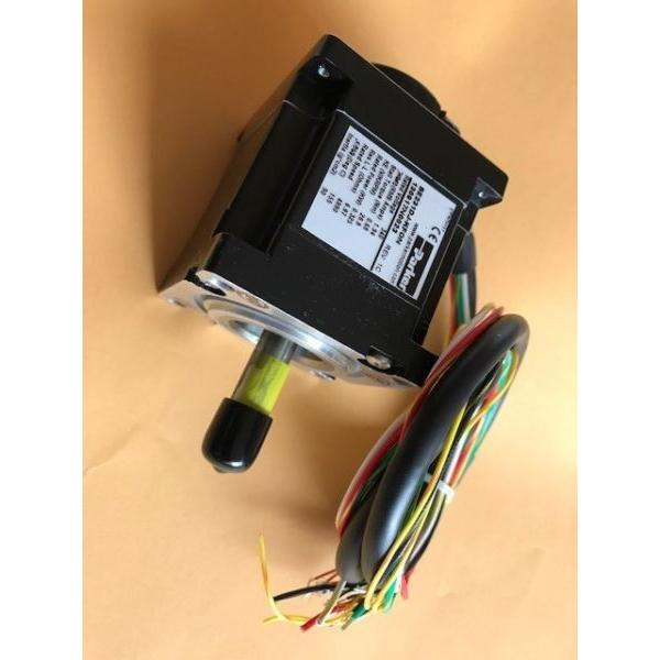 PARKER SERVO MOTOR BE231DJ-KFON NEW NEVER USED free shipping with BUY IT NOW #1 image