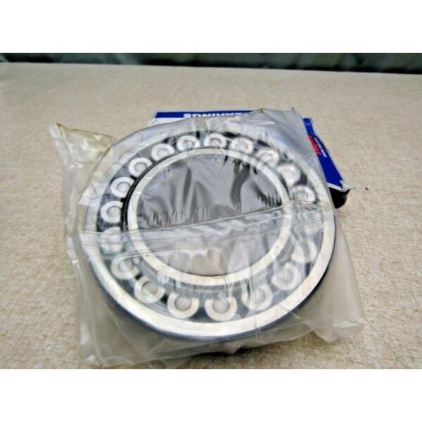 NSK 22211 EAKE4 Spherical Roller Bearing 55mmX 100mmX 25mm #1 image