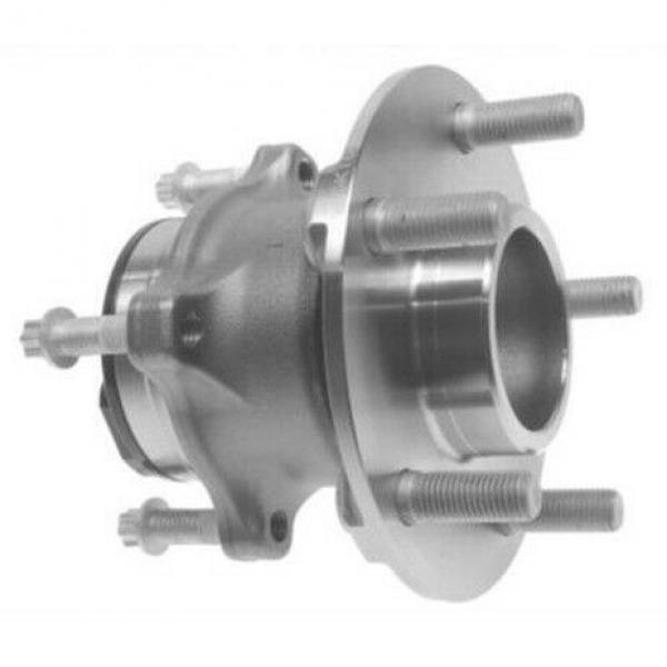 FORD C-MAX 1.6D Wheel Bearing Kit Rear 07 to 08 Fahren 3M512C299RBC 3M512C299RBB #1 image