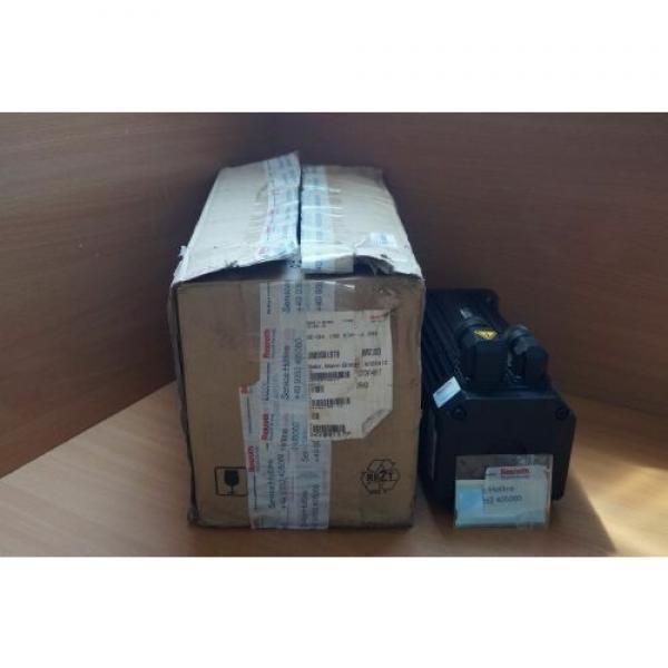 Bosch Rexroth se-b4.130.030-14.000 Bruhless Permanent Magnet Motor #1 image