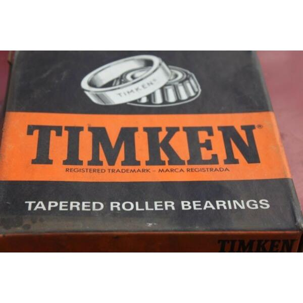 TIMKEN 653 TAPERED ROLLER BEARING cup #1 image