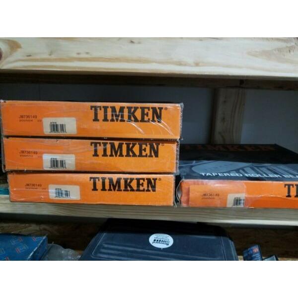 Timken JM736149 BRAND NEW!!!  #1 image
